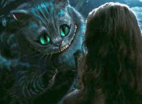 Alice In Wonderland Cheshire Cat Meaning