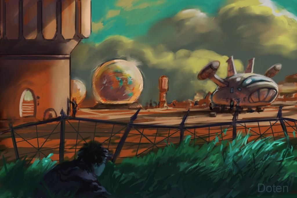 Doten-Spaceport