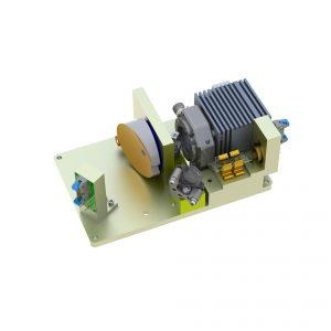 3-Micron Optical Platform